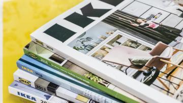IKEA rezygnuje z wydawania swojego słynnego katalogu