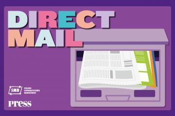"""Direct Mail – sekcja specjalna w styczniowym Magazynie """"Press"""""""