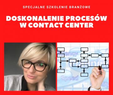 Szkolenie Studium Menedżera Cc: 20 czerwca 2021 – Doskonalenie procesów w contact center